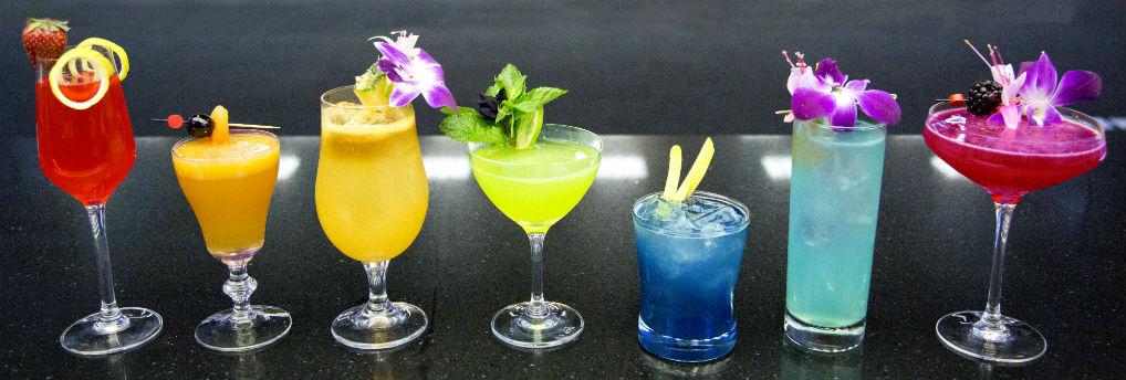 Bols Liqueurs Makes Instagram Worthy Rainbow Cocktails
