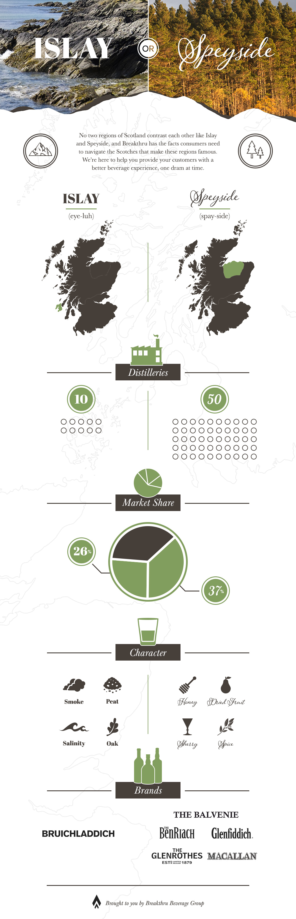 DC - Islay or Speyside Infographic