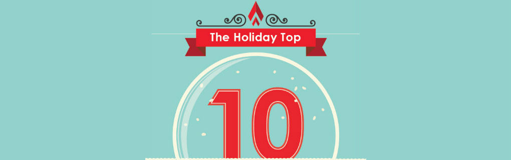 Trident's Holiday Top 10 Snow Globe Banner Image
