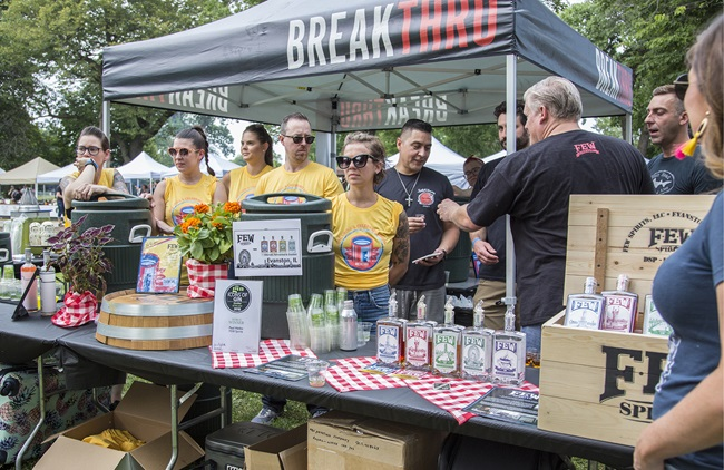 Green City Market S Chef Bbq Features Chicago Food And