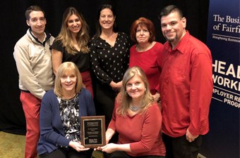 CDI wins wellness award
