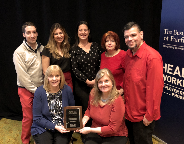 CDI's Health Vibes team wins platinum honors.