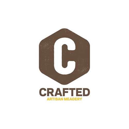 crafted meadery logo