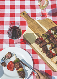 Wines paired with grilled fare