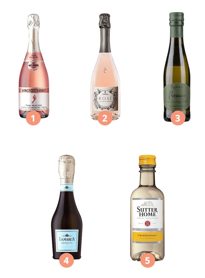 Single-serve wines in your area