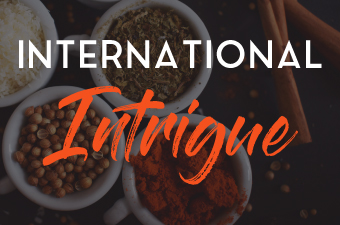 International Flavor Trends 2018
