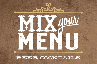 Mix Your Menu Beer Cocktails