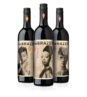 emBRAZEN wines