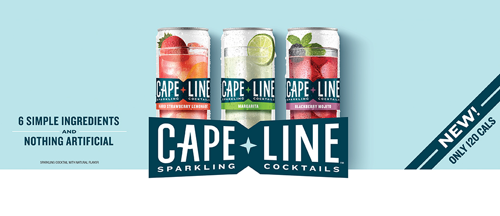 MillerCoors goes All-Natural with Cape Line Canned Cocktails