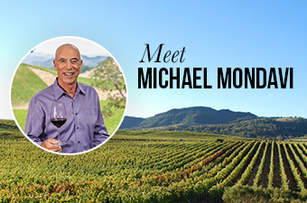 Meet Michael Mondavi