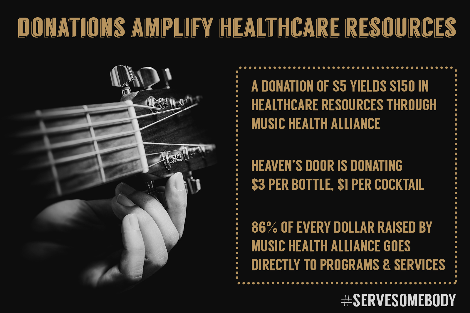 Donations amplify healthcare resources