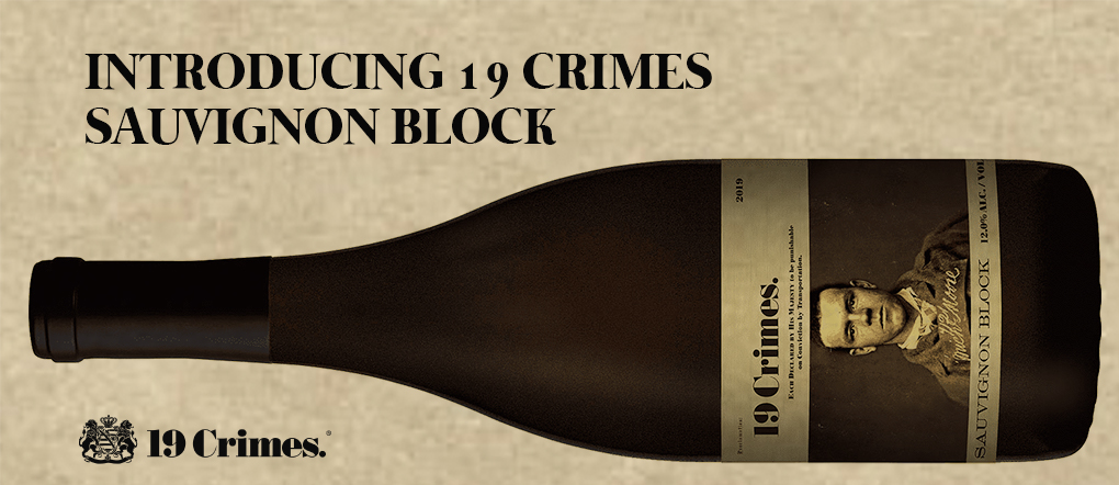 19 Crimes Sauvignon Block