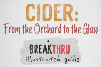 Cider: A Breakthru Illustrated Guide