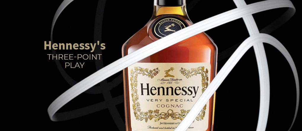 Hennessy Three Point Play