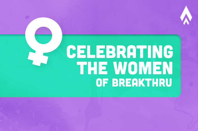women of breakthru thumbnail