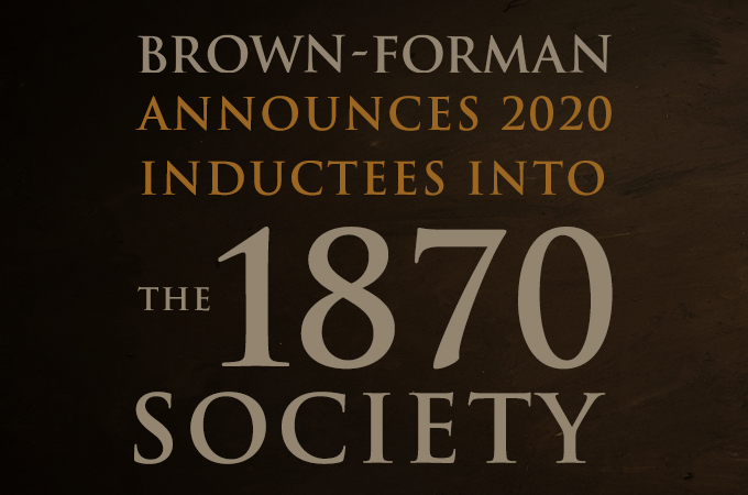Brown-Forman 1870 Society thumb