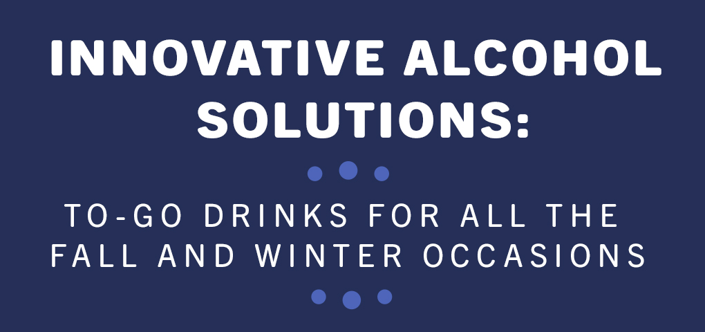 Innovative Alcohol Solutions