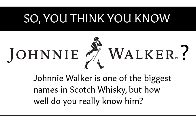So, You Think You Know Johnnie Walker Thumbnail