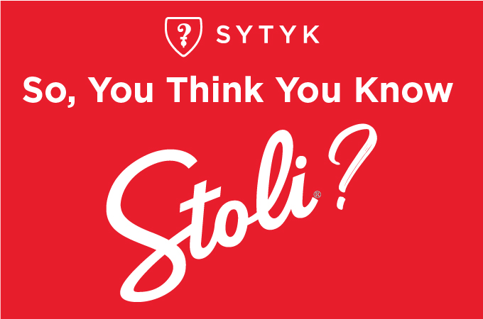 So, You Think You Know Stoli