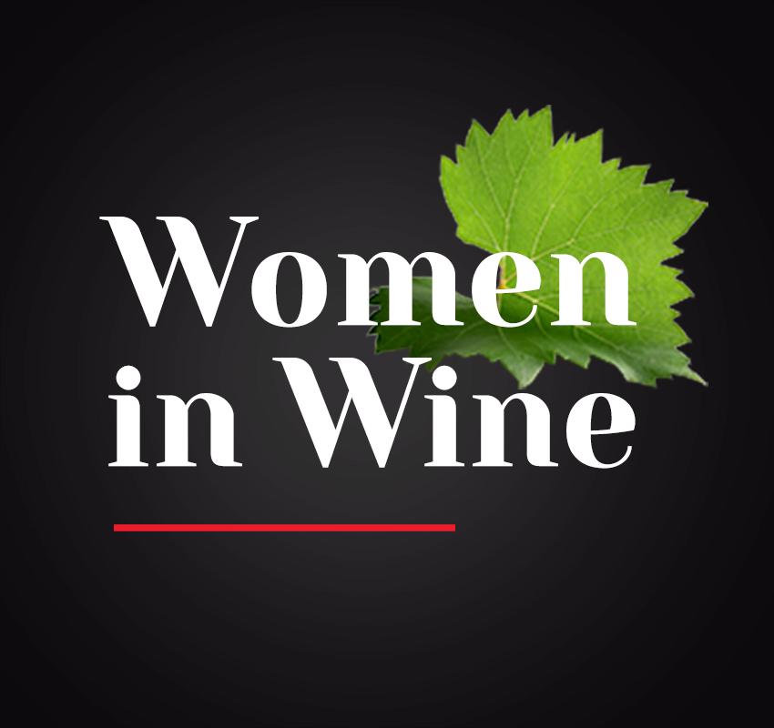 women in wine logo