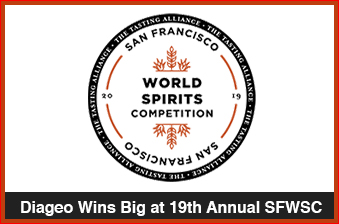Diageo Wins Big at 19th Annual SFWSC