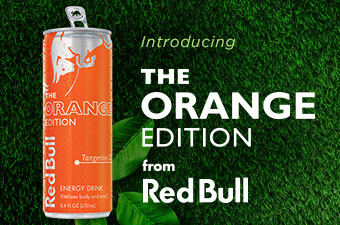 Red Bull Orange Thumbnail Image