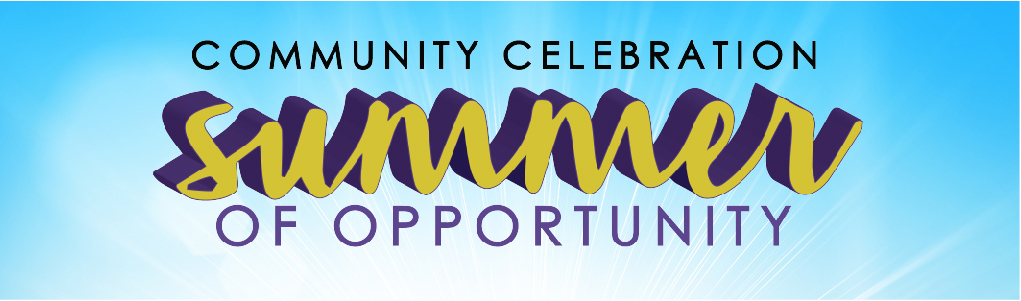 Summer of Opportunity Header Image