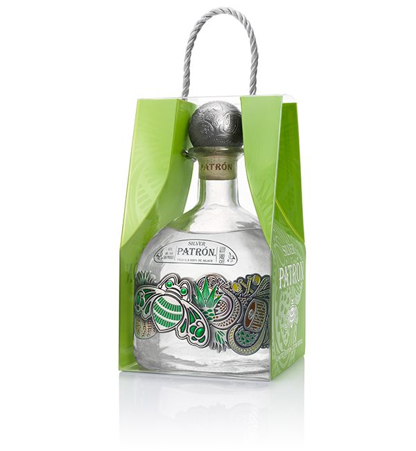 Patrón Silver Limited Edition 1L Bottle Pack