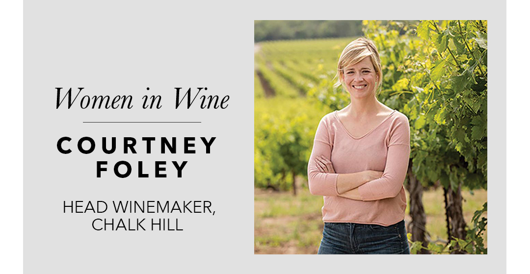 Women in Wine: Courtney Foley